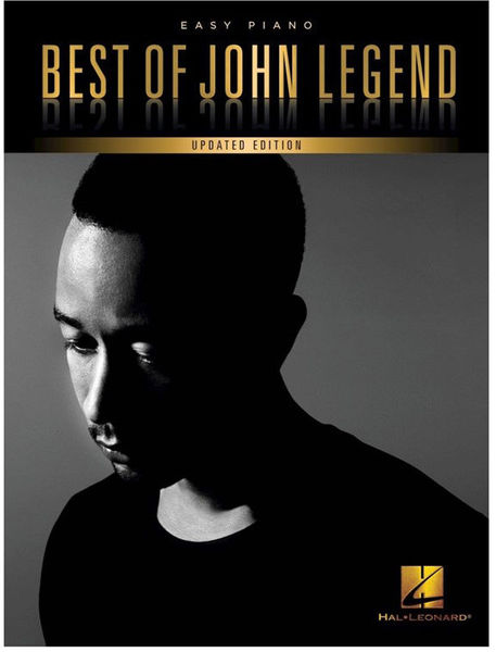 Hal Leonard Best Of John Legend - 2017