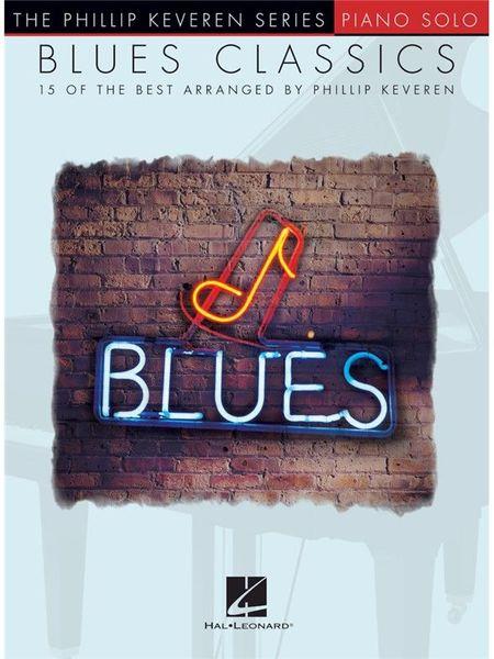 Hal Leonard P. Keveren: Blues Classics
