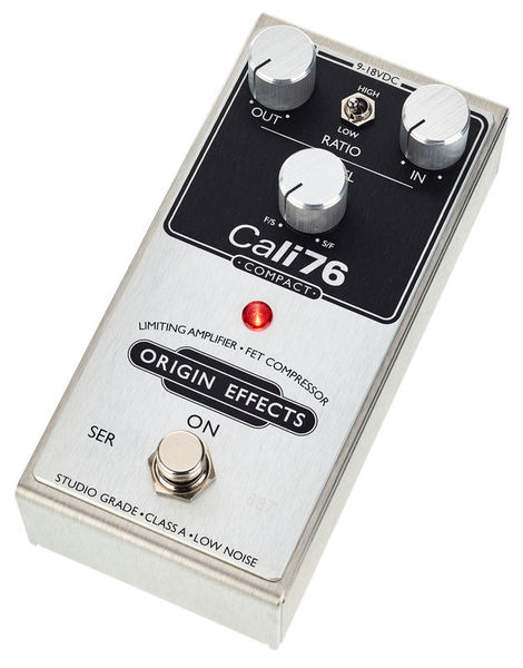 Origin Effects Cali76 Compact Compressor