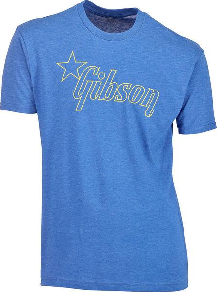 Gibson T-Shirt Star Logo M