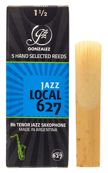 Gonzalez Tenor Sax Reed Local 627 1,5
