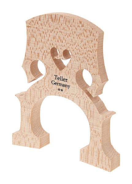 Teller No.3 Cello Bridge 1/8 Std