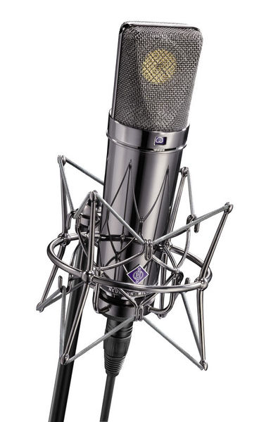 Neumann U87 Rhodium Edition Set