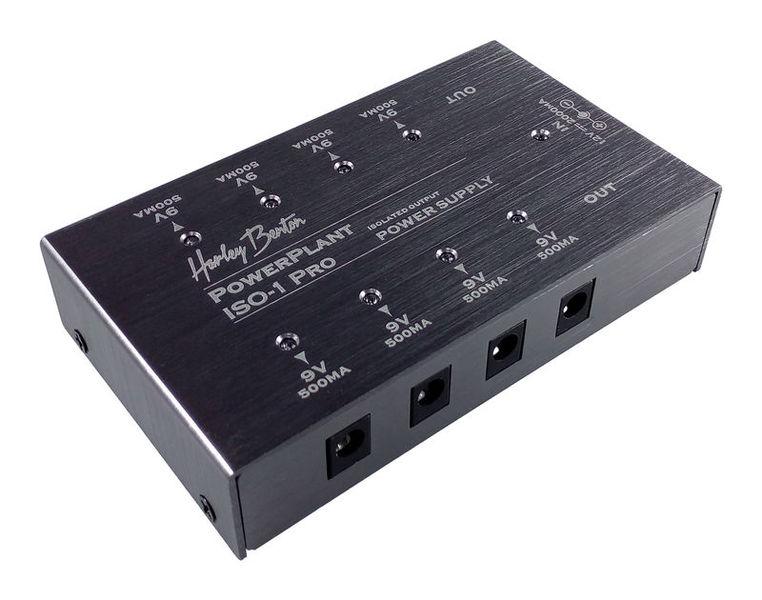 PowerPlant ISO-1 Pro Harley Benton