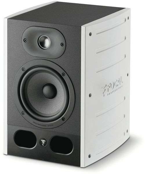 Alpha 50 Limited Edition White Focal