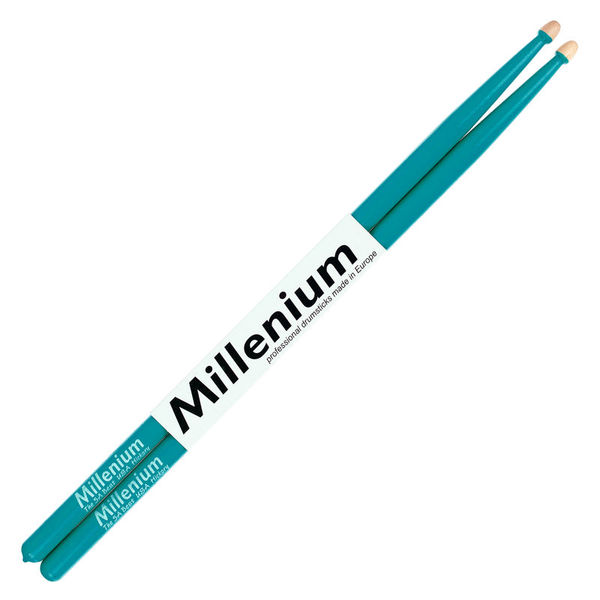 Millenium H5A Hickory Sticks Turquoise
