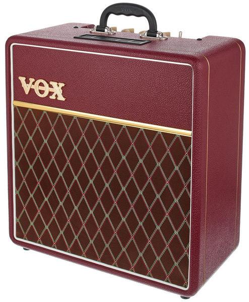 Vox AC4C1-12 Maroon Bronco
