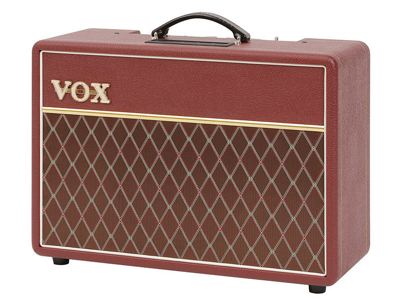 AC10C1 Maroon Bronco Vox