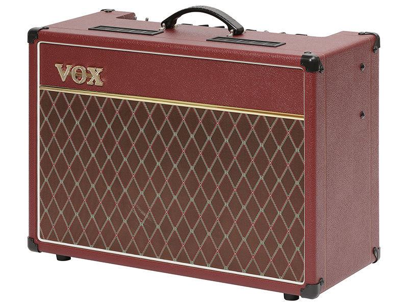 AC15C1 Maroon Bronco Vox