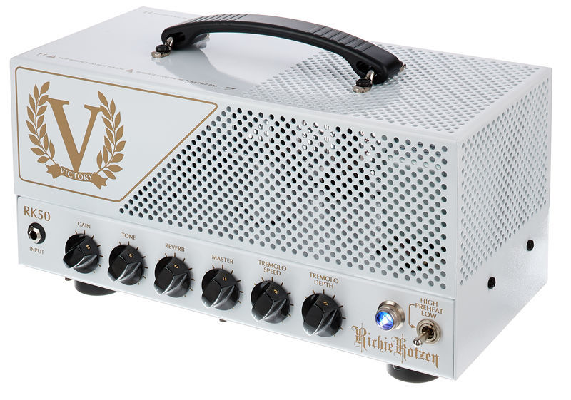 Victory Amplifiers RK50 Compact Series Head