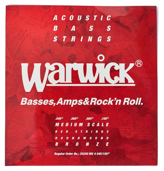 Warwick Acoustic Bass Strings 4 45-105
