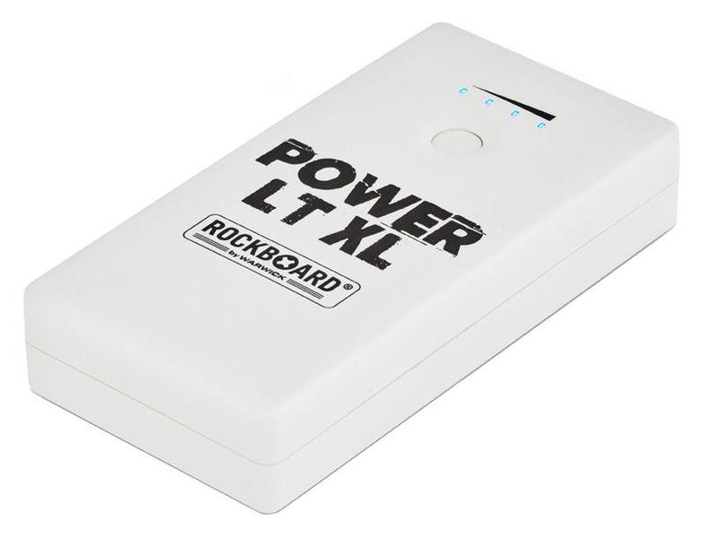 LT XL Power Bank WH Rockboard