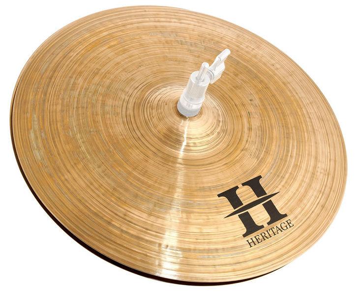 """Zultan 14"""" Heritage Hi-Hat"""