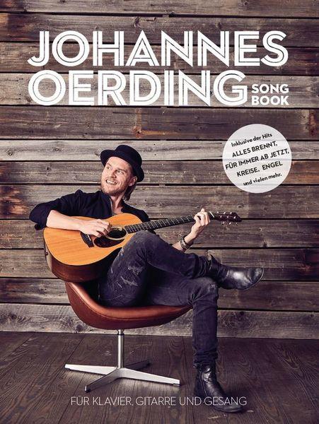 Johannes Oerding Songbook Bosworth