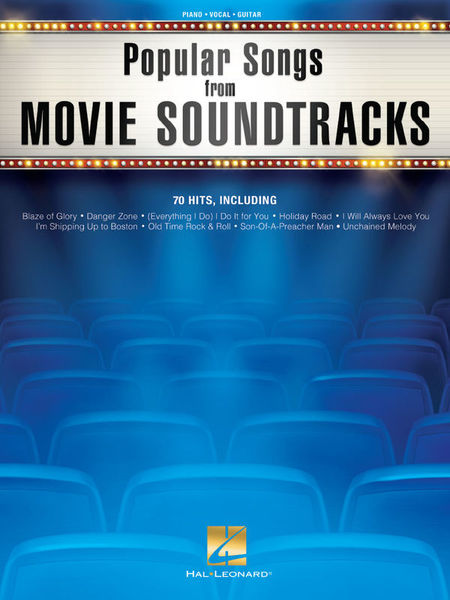 Hal Leonard Popular Songs From Movie