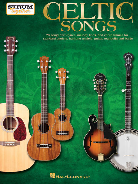 Hal Leonard Celtic Songs: Strum Together