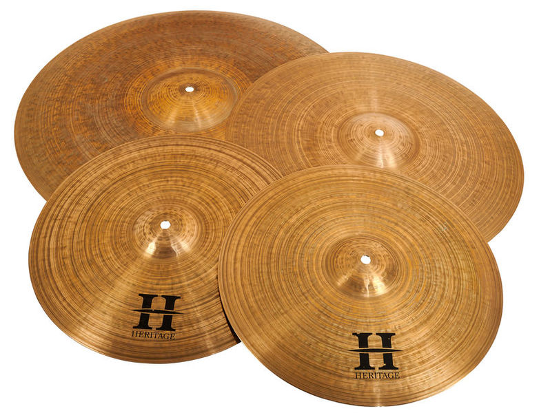 Zultan Heritage Grand Cymbal Set