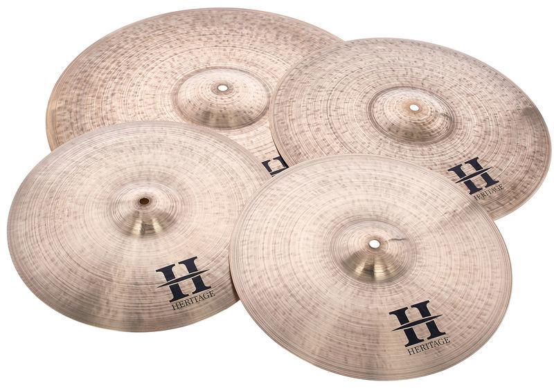 Zultan Heritage Cymbal Set