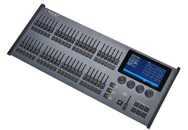 FLX S48 2U Zero 88