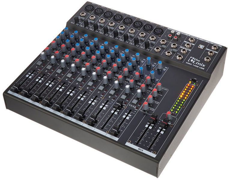 the t.mix xmix 1402 USB