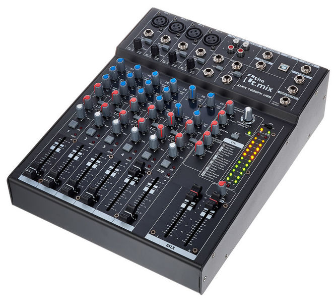 the t.mix xmix 1002 FX USB