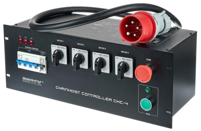 Botex Chainhoist Controller CHC-4