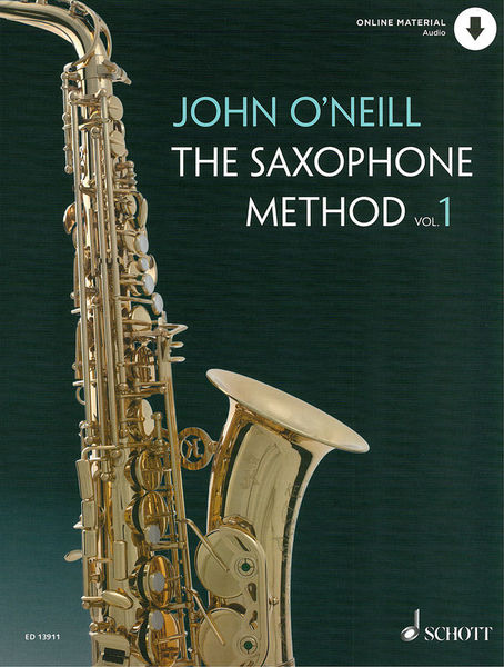 Schott The Saxophone Method Vol.1