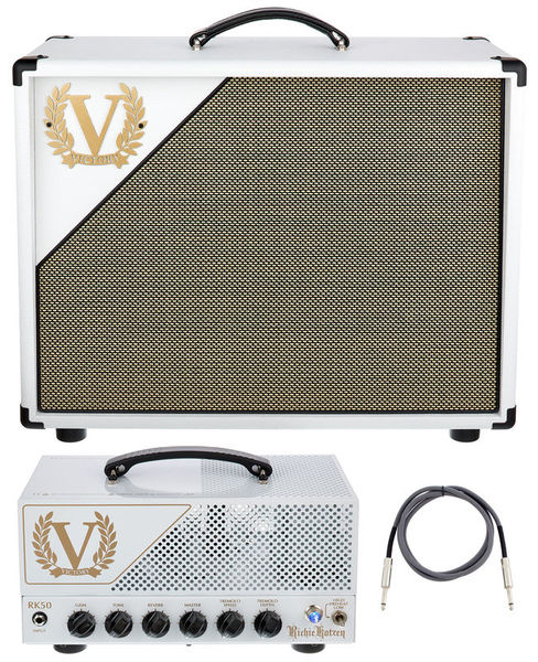 Victory Amplifiers RK50 Compact Series Hea Bundle