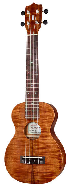 Imua Concert MG Curly Koa Satin