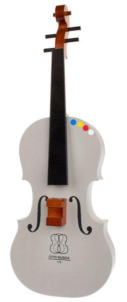 Otto Musica Practice Violin Dummy 1/4