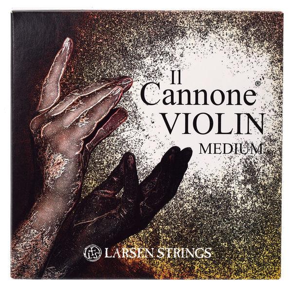 Larsen  Virtuoso Violine medium kompletter Satz die Top-Saite!
