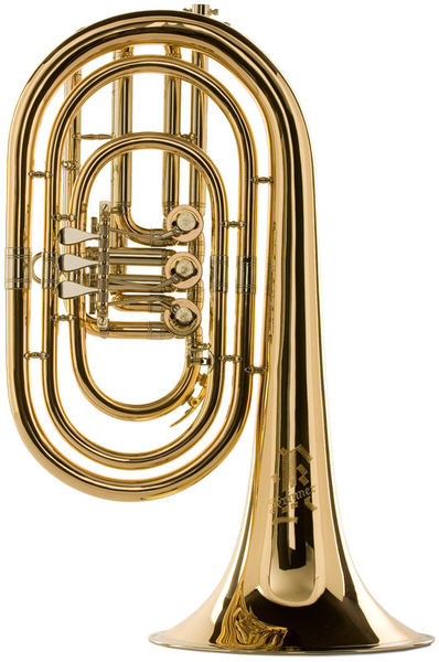 Krinner Bb-Bass Trumpet GM raw