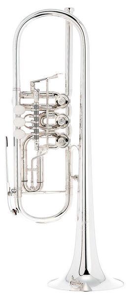 Krinner Classic Trumpet Bb GM silver