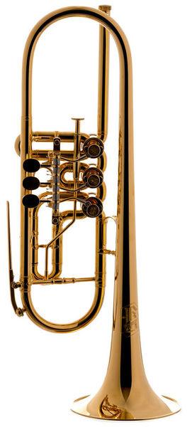 Krinner Classic Trumpet Bb GM gold