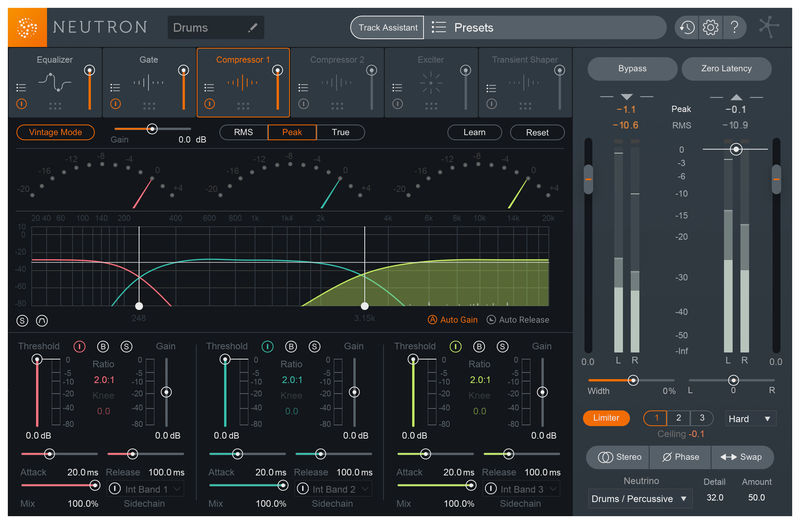 iZotope Neutron 2 Standard UG Elements