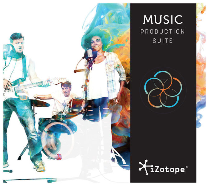 iZotope Music Production Suite UG MPB1