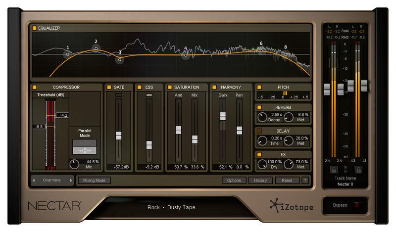 iZotope Music Production Suite CG Adv.