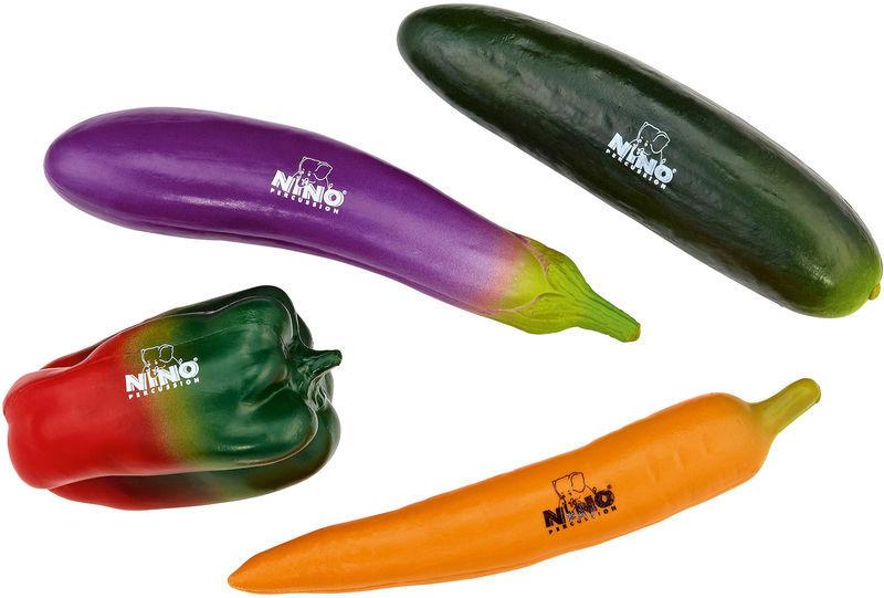 Botany Shaker Set Vegetables Nino