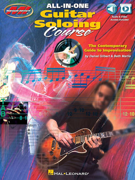 All-In-One Guitar Soloing Hal Leonard