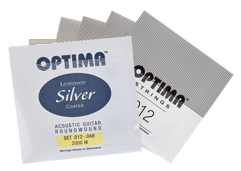 Optima Lenzner Silver Acoustic Medium