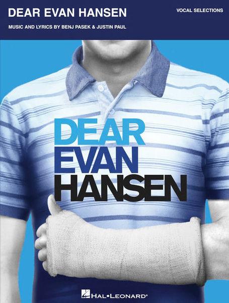 Hal Leonard Dear Evan Hansen: Vocal