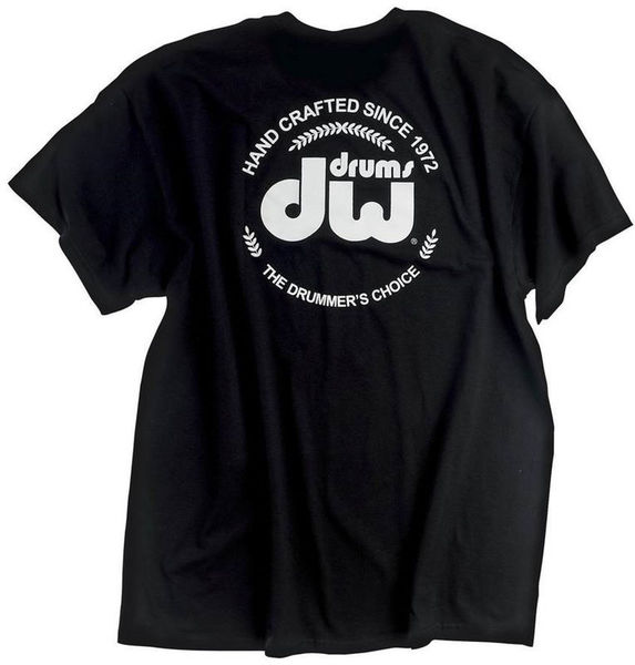 DW T-Shirt DW Classic Black XL