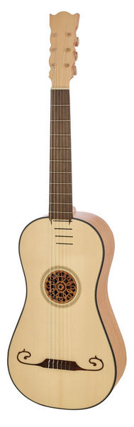 Thomann Baroque Guitar 6-Strings WP