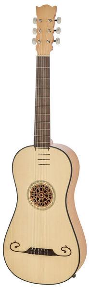 Thomann Baroque Guitar 6-Strings GM