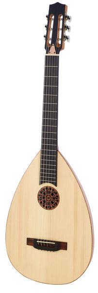Thomann Lute Guitar Walnut Steel Str.