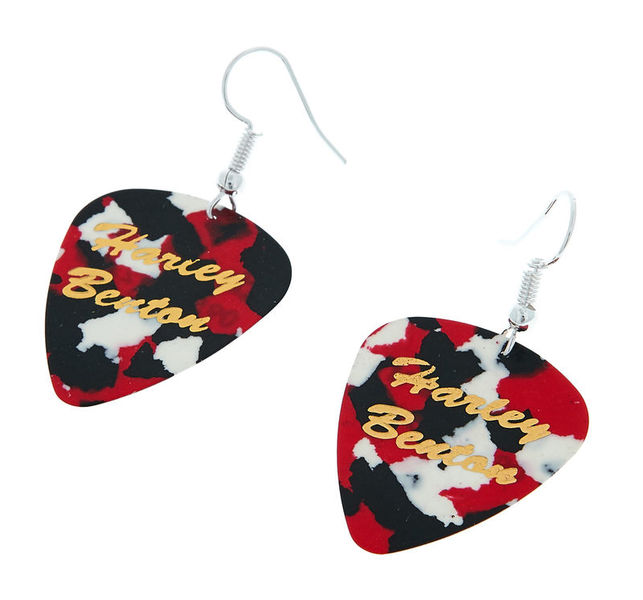 Harley Benton Eardrops Guitar Pick Pebble