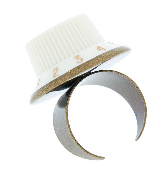 Harley Benton Volume Ring Ivory One Louder