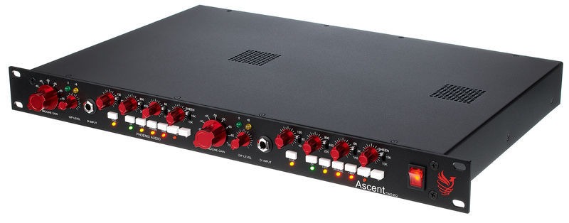 Phoenix Audio Ascent Two EQ