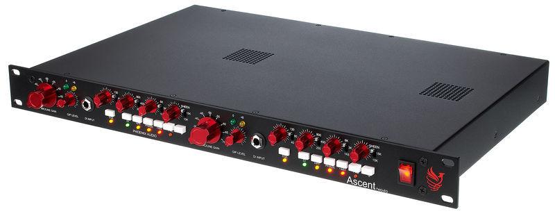 Phoenix Audio Ascent Two EQ