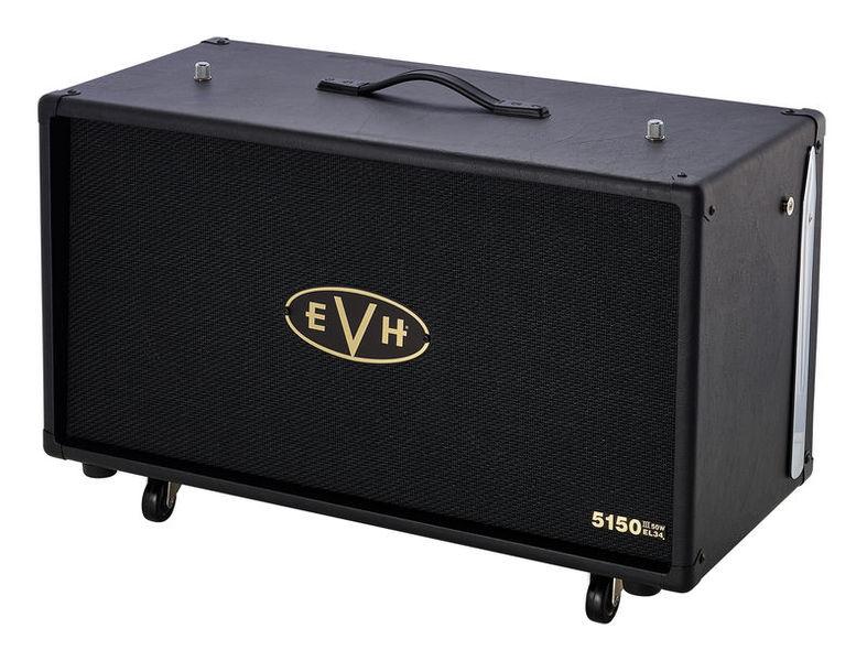 Evh 5150 III EL34 2x12 ST Cab BK